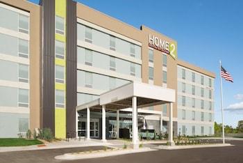 明尼阿波利斯羅斯維爾希爾頓惠庭飯店 Home2 Suites by Hilton Roseville Minneapolis