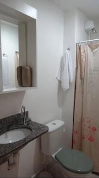 Ajuricaba Suites - Tarumã - Bathroom  - #0
