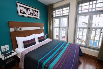 Hotel - The Keong Saik Hotel