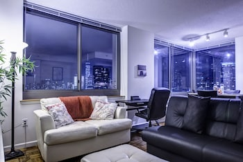 Ultra Modern Suites Jersey City