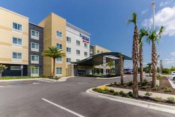 巴拿馬市海灘萬豪套房費爾菲爾德飯店 Fairfield Inn & Suites by Marriott Panama City Beach
