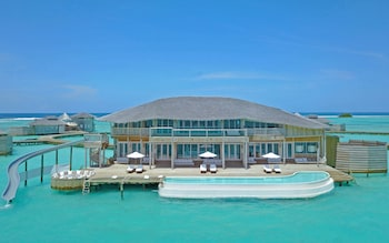4 Bedroom Superior Beach Villa with Water Slide