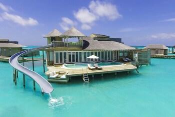 1 Bedroom Over Water Villa with Slide