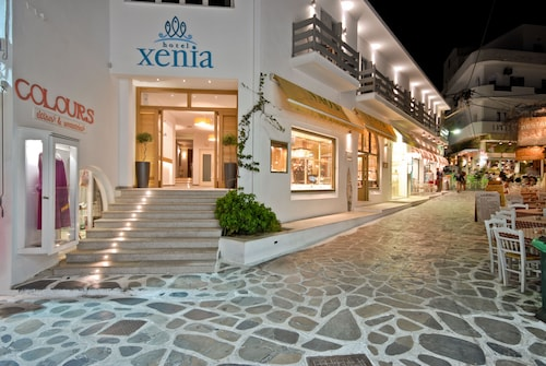 Xenia Hotel, South Aegean