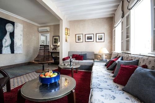 Albarnous Maison d'Hôtes, Tanger-Assilah