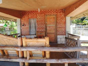 GORION BEACH RESORT Terrace/Patio