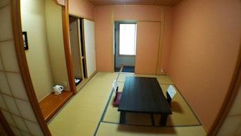 特別和洋室8人部屋 201号室 禁煙 冷蔵庫 Wi-Fi 60㎡ 湯楽庵 みやざき