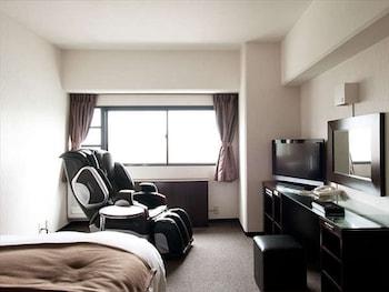プレミアム シングルルーム 禁煙 26㎡ グリーンリッチホテル宮崎