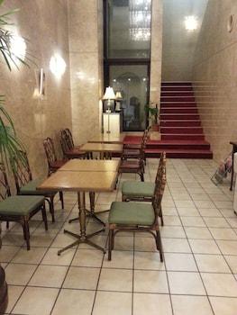HIROSHIMA PACIFIC HOTEL Lobby Sitting Area