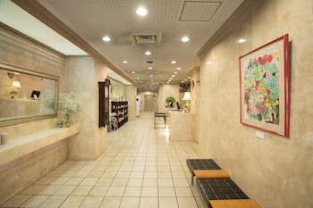 HIROSHIMA PACIFIC HOTEL Interior Entrance