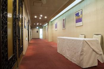 HIROSHIMA PACIFIC HOTEL Hallway