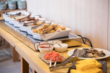 HIROSHIMA PACIFIC HOTEL Buffet