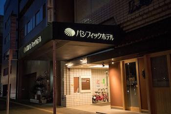 HIROSHIMA PACIFIC HOTEL Exterior
