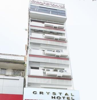 Crystal Hotel Saigon - Hotel Front  - #0