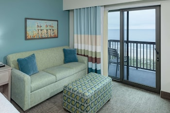 Room, 1 King Bed, Accessible, Oceanfront (Balcony)