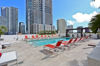 Hotel Nuovo Miami Apartments At Brickell - Downtown