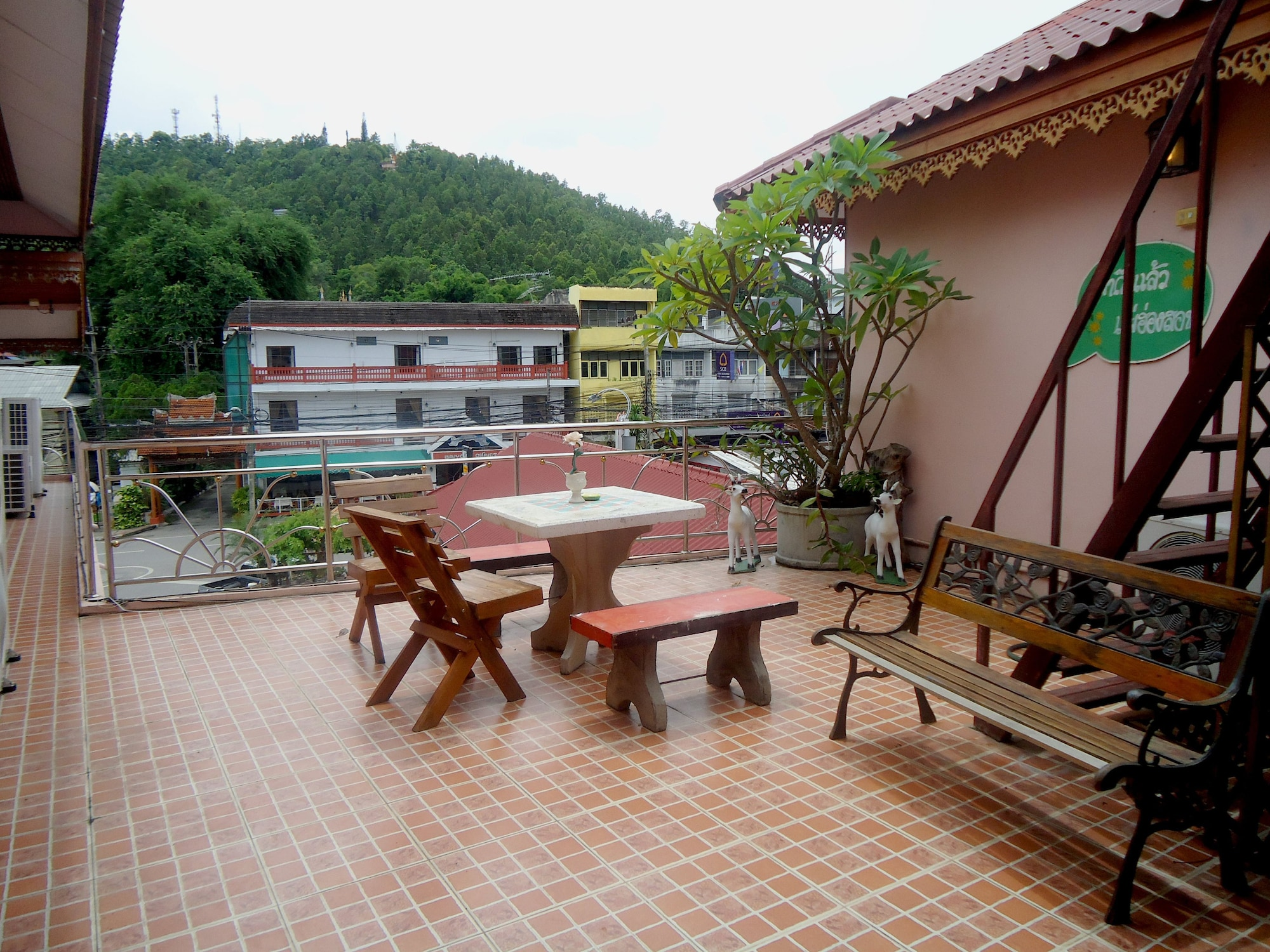 Ngamta Hotel, Muang Mae Hong Son