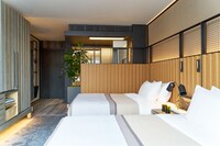 Room, 2 Double Beds (Skyline)