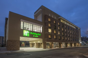 辛辛那提市中心假日套房飯店 Holiday Inn Hotel & Suites Cincinnati Downtown