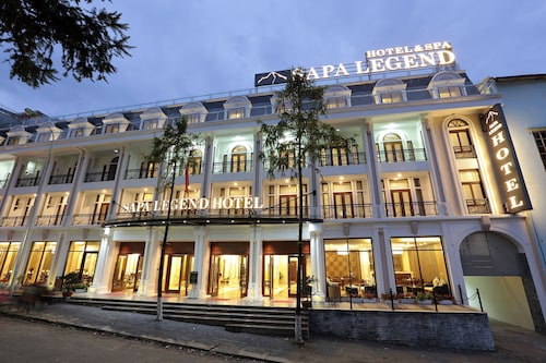 Sapa Legend Hotel & Spa, Sa Pa