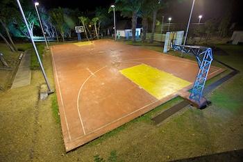 EUGENIO LOPEZ CENTER Basketball Court