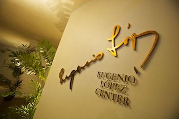 EUGENIO LOPEZ CENTER Interior Detail