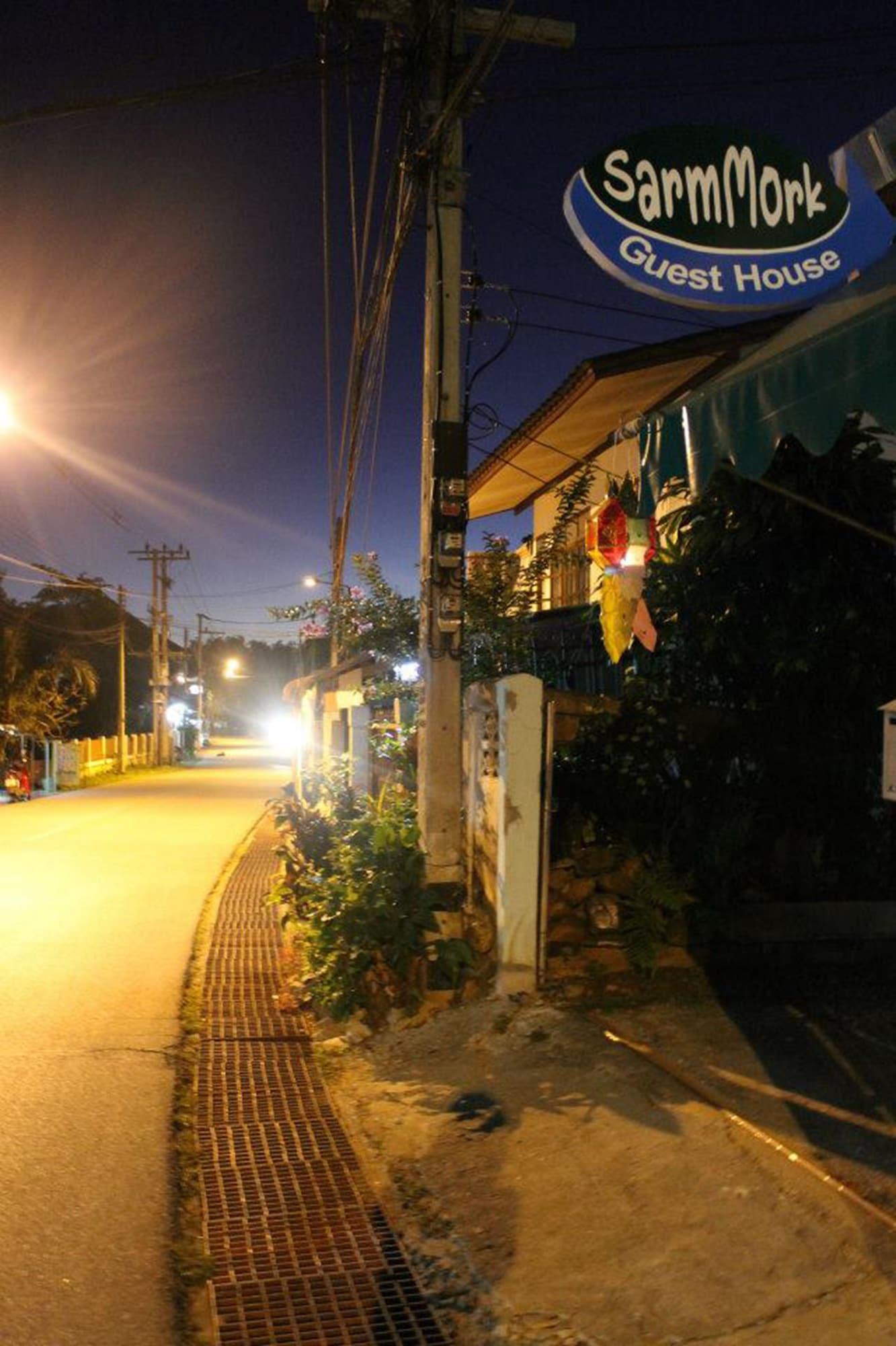 Sarm Mork Guesthouse, Muang Mae Hong Son