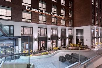 紐約曼哈頓中央公園費爾菲德套房飯店 Fairfield Inn & Suites New York Manhattan / Central Park