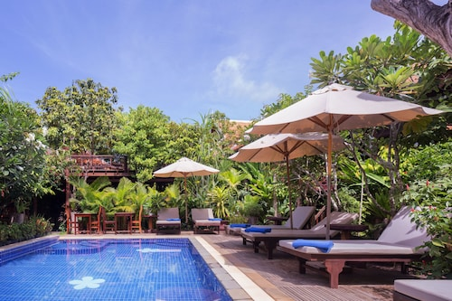 Malu Khmer Villa, Siem Reab