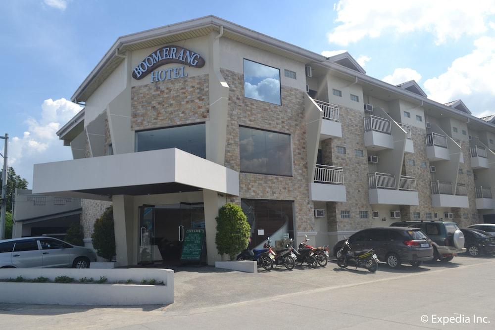 ブーメラン ホテル