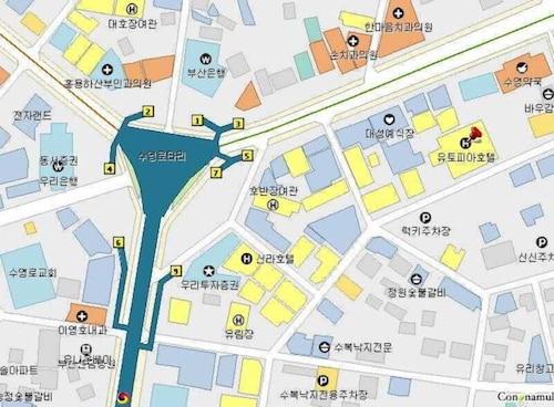 Busan Utopia Hotel, Suyeong