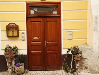 Penzion Weber - Hotel Entrance  - #0