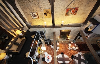 Hotel du Jeu de Paume - Hotel Bar  - #0