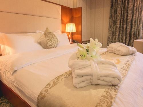 Grand Erbil Hotel, Almaty (Alma-Ata)