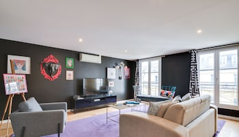 Saint Lazare II , 4 Bedrooms(29 rue Saint Lazare 75009)
