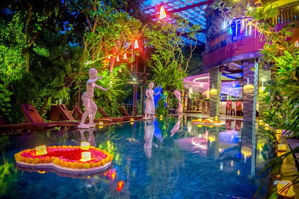 The Bali Dream Villa Canggu Jl Pura Dalem Lingsir Br Pengembungan