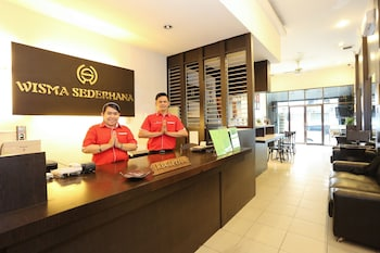 Wisma Sederhana Budget Hotel - Reception  - #0