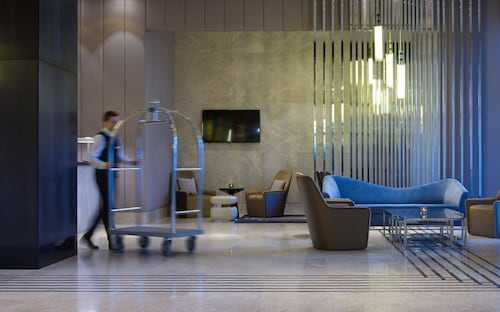 DoubleTree by Hilton Hotel Minsk, Minsk