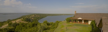 Mweya Safari Lodge - Aerial View  - #0