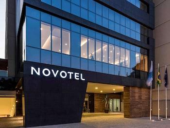 里約熱內盧博塔弗戈海濱諾富特飯店 Novotel RJ Praia de Botafogo Hotel