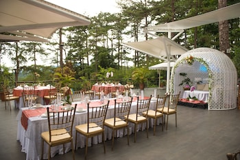 SIERRA PINES BAGUIO Outdoor Wedding Area
