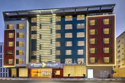 Al Khoory Atrium Hotel,