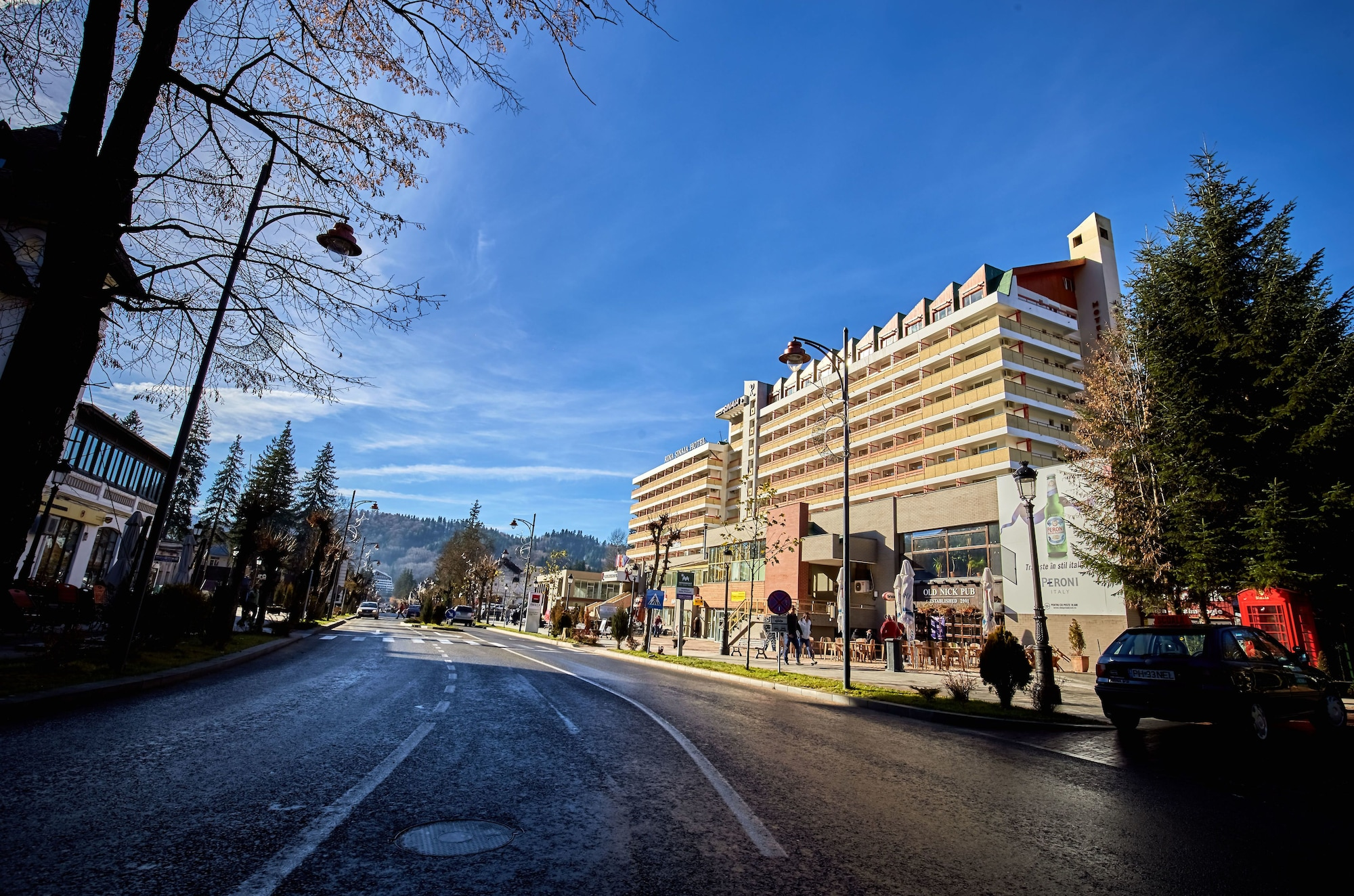 Hotel Rina Sinaia, Sinaia