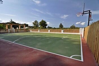 Villa Can Cardona - Basketball Court  - #0