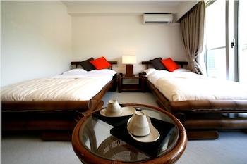 ツインルーム マウンテンビュー 25㎡ 奄美リゾートホテル ティダムーン