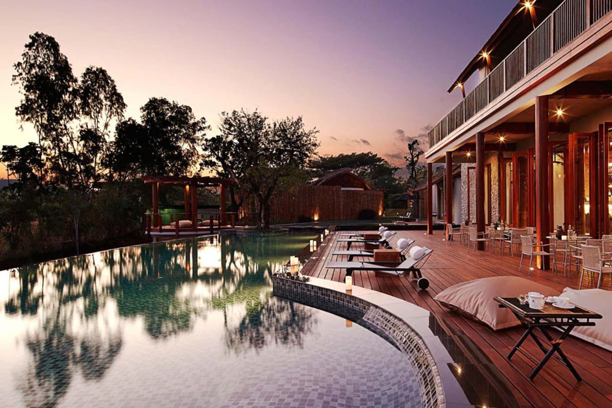 Boribot Pool Resort, Pak Chong