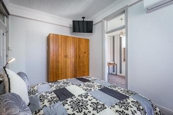 Guestroom at Cumquat House in Ipswich