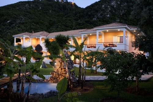Villa Elia, Ionian Islands