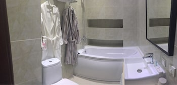 Boutique Hotel Orynbor - Bathroom  - #0