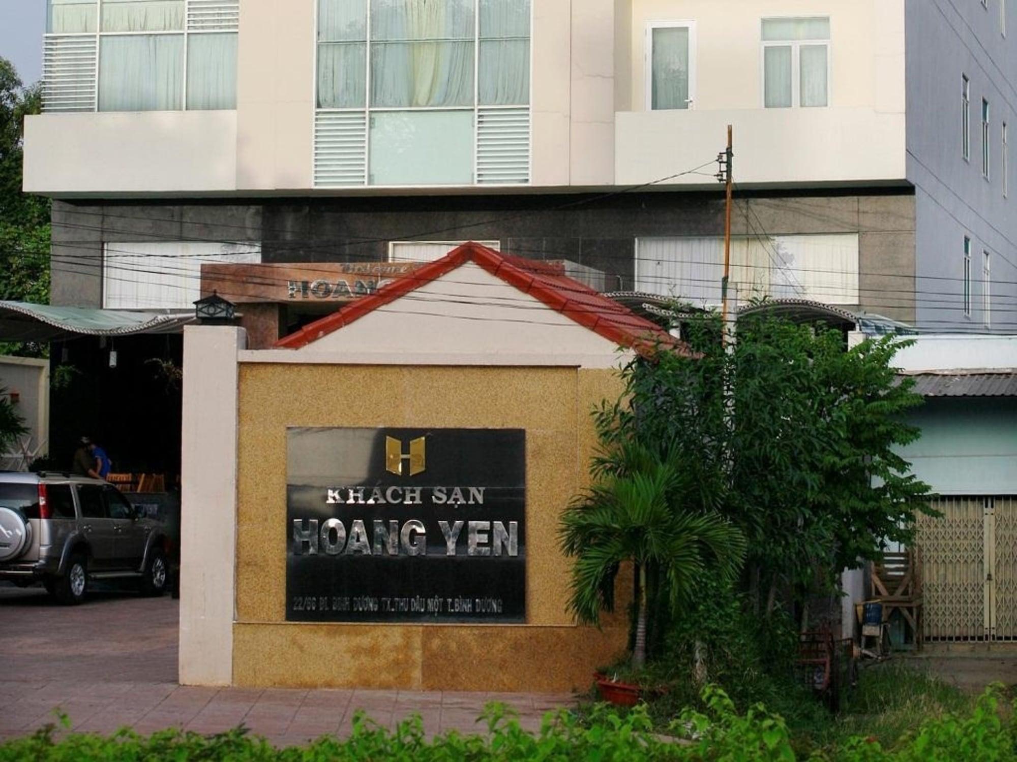 Hoang Yen 2 Hotel, Thủ Dầu Một